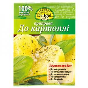 Приправа до картоплі ТМ Dr. Igel 20г