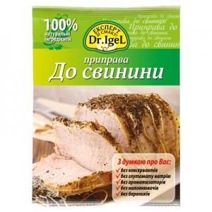 Приправа до свинини ТМ Dr. Igel 20г