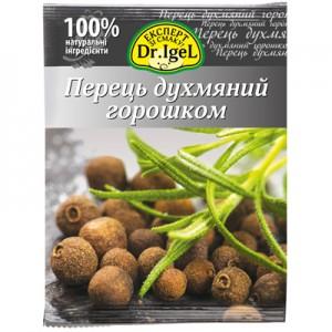 Перець духмяний горошок ТМ Dr. Igel 15г