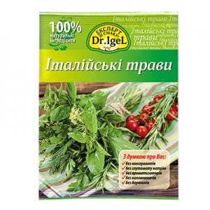 Приправа трави італійські ТМ Dr. Igel 10г