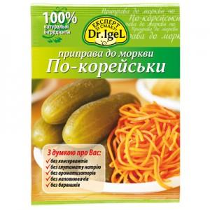 Приправа до корейської моркви ТМ Dr. Igel 20г