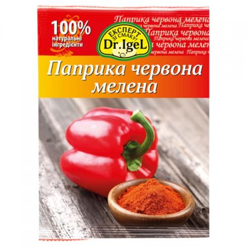 Паприка червона мелена ТМ Dr. Igel 15г