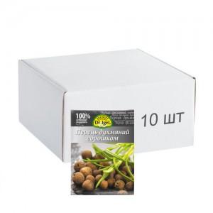 Упаковка перца душистого Dr.IgeL горошек 15 г х 10 шт