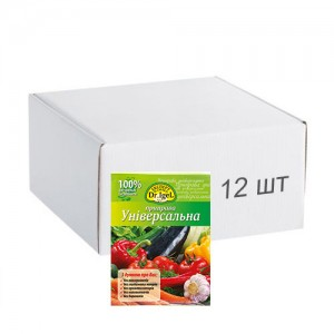Упаковка приправы Dr.IgeL Универсальная 20 г х 12 шт