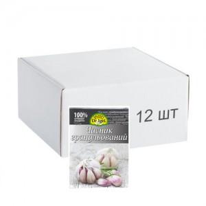 Упаковка чеснока Dr.IgeL гранулированный 8*16 15 г х 12 шт