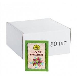 Набор ванильного сахара 80 шт
