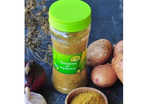 Яку обрати приправу для картоплі в духовці?