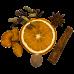 Глінтвейн мікс прянощів і фруктів ТМ Dr. Igel 20г