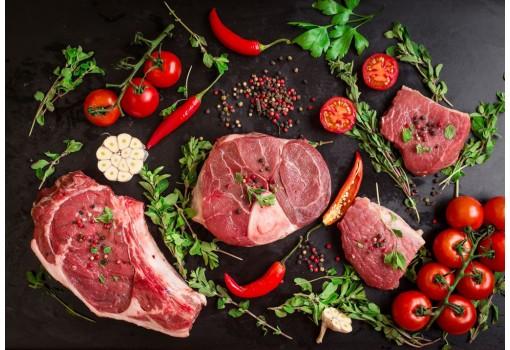 Які спеції підходять до м'яса?