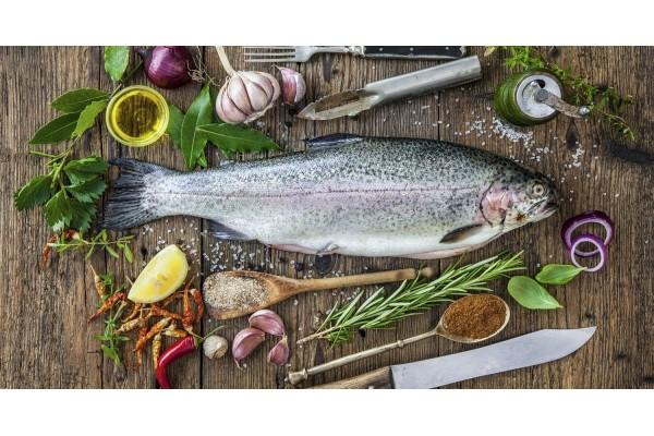 Які приправи підходять до риби?